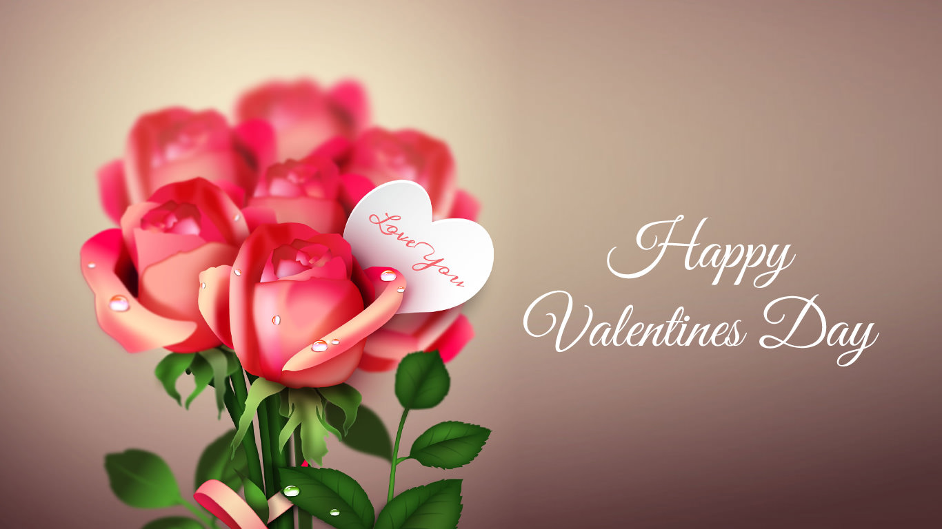 Beautiful Valentine Hd Wallpaper - Your Own Valentine , HD Wallpaper & Backgrounds