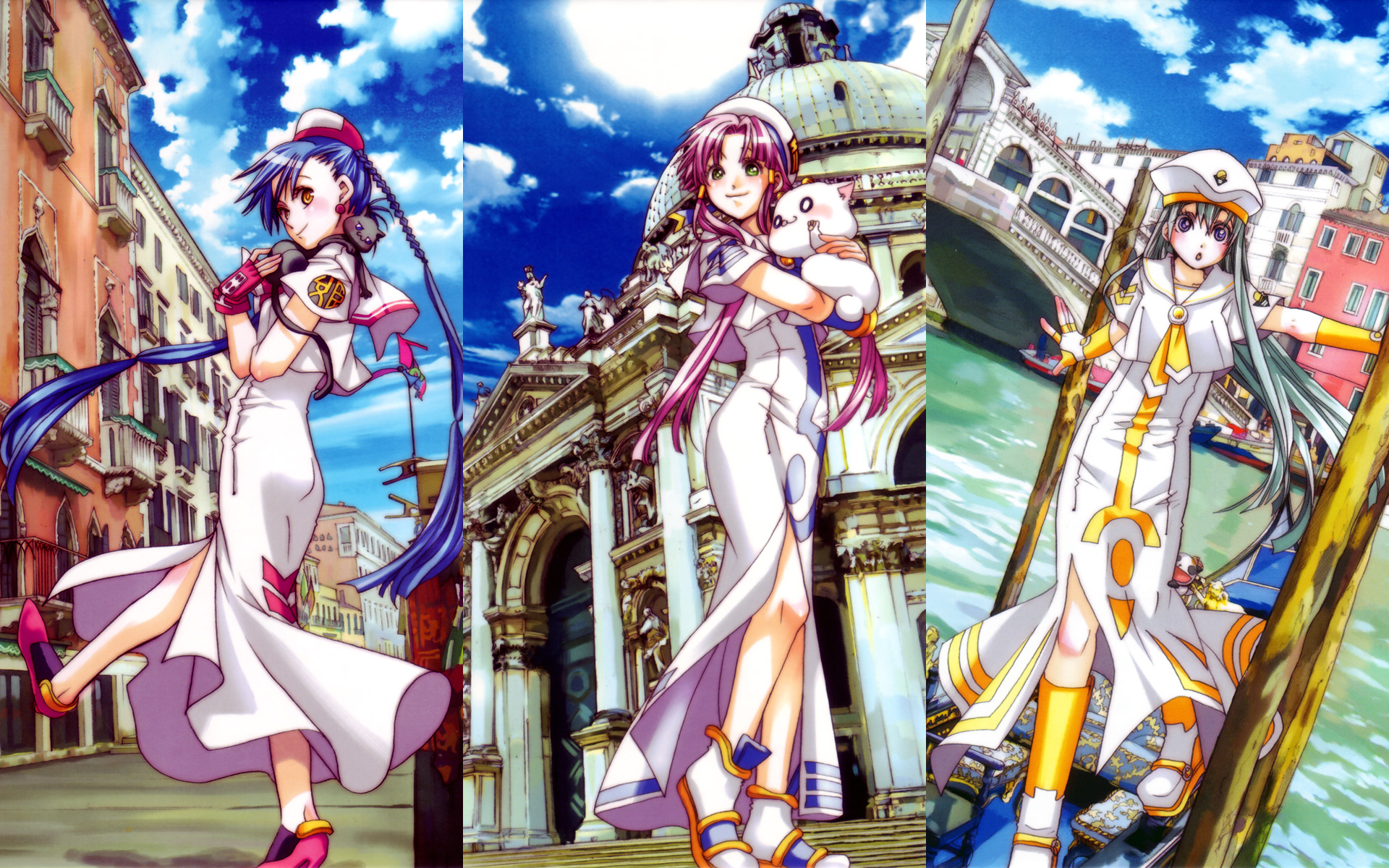 Aria Wallpaper Aria The Masterpiece Manga 1403816 Hd