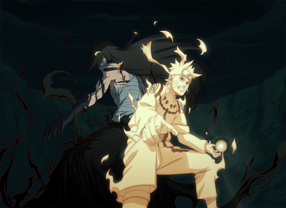Naruto Shippuden Rasengan Wallpaper Widescreen Wallpaper