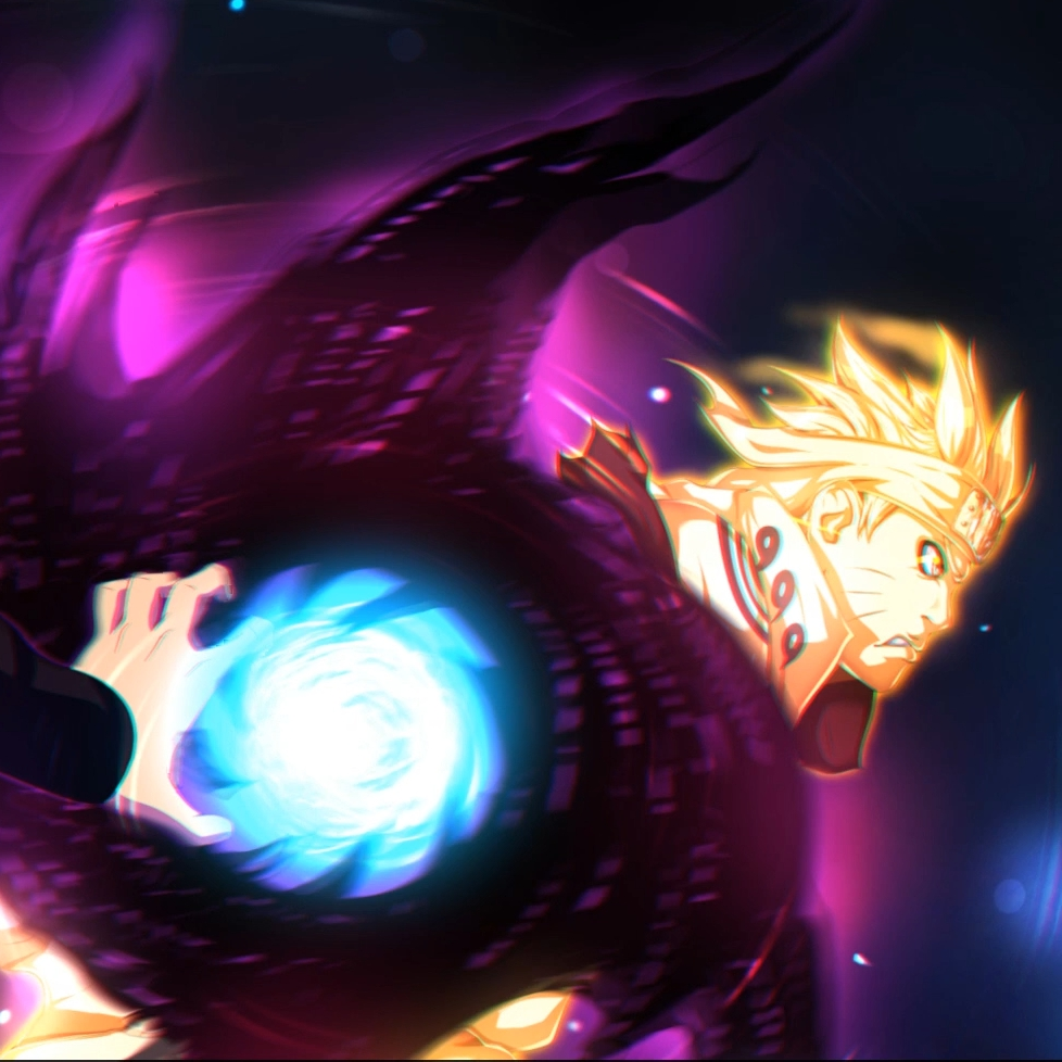 Wallpaper Engine] Naruto And Sasuke Rasengan And Naruto