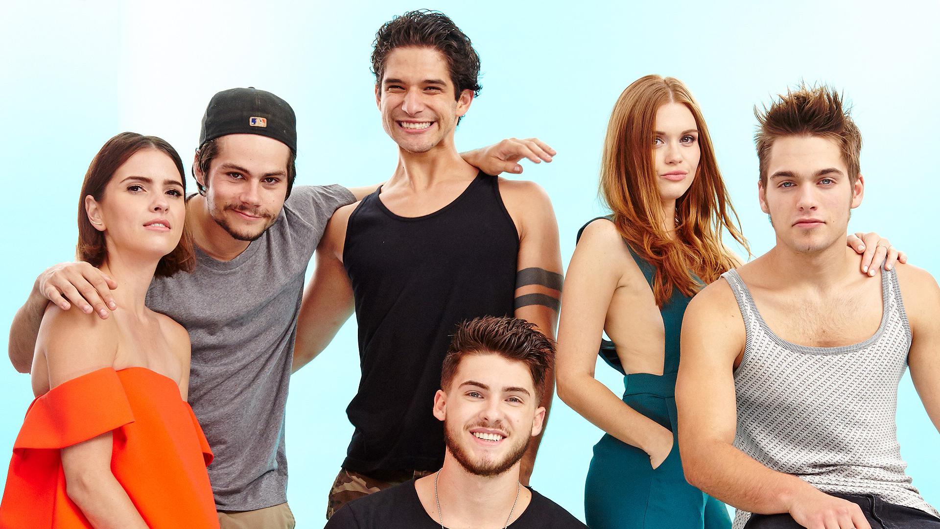 S5 Cast - Teen Wolf Cast , HD Wallpaper & Backgrounds