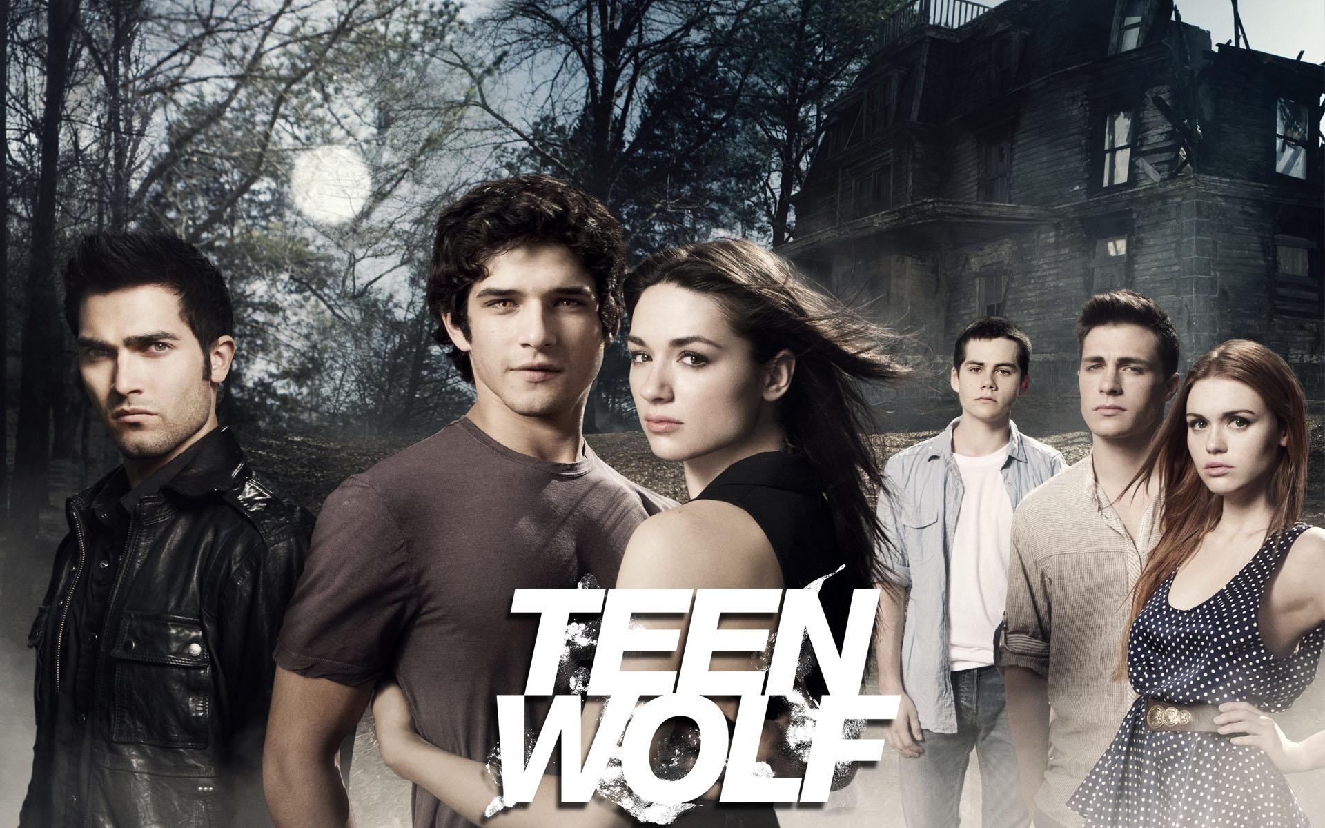 Teen Wolf Wallpapers - Teen Wolf Background Laptop , HD Wallpaper & Backgrounds