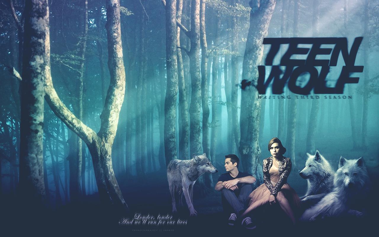Teen Wolf Wallpapers - Cool Teen Wolf Backgrounds , HD Wallpaper & Backgrounds
