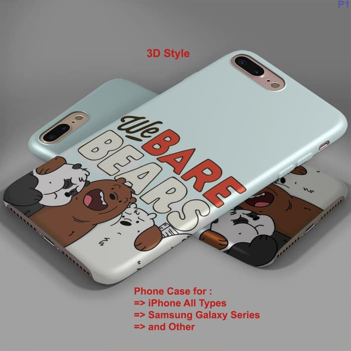 We Bare Bears Iphone Wallpaper Iphone Case All Case Iphone