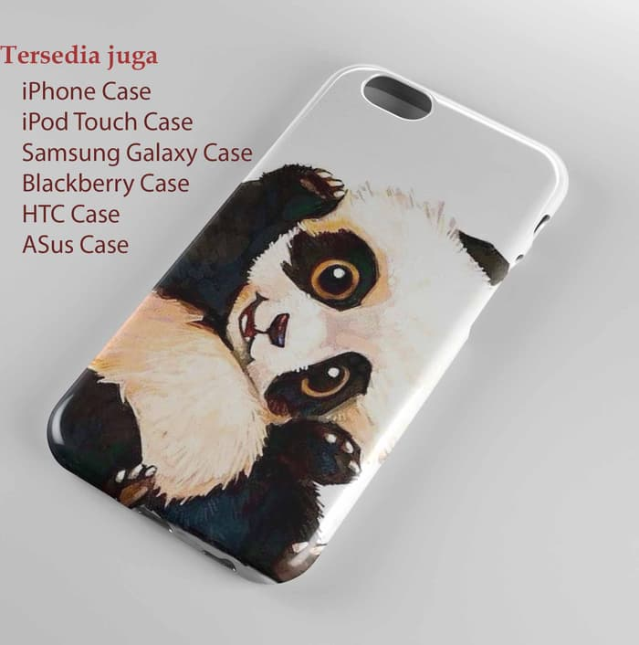 Panda Wallpaper Hard Case Iphone Case Smua Hp Casing Hp Marquez