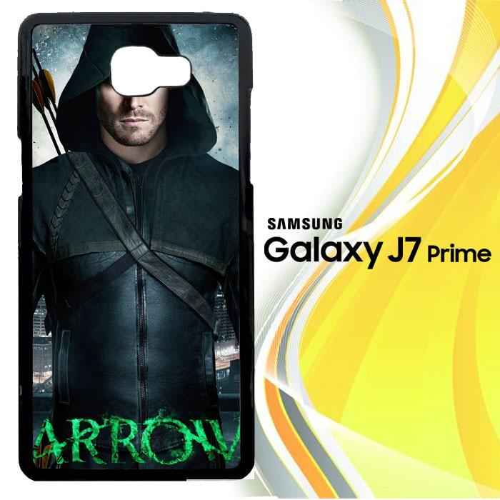 Arrow Wallpaper Y0463 Casing Hp Samsung Galaxy J7 Prime