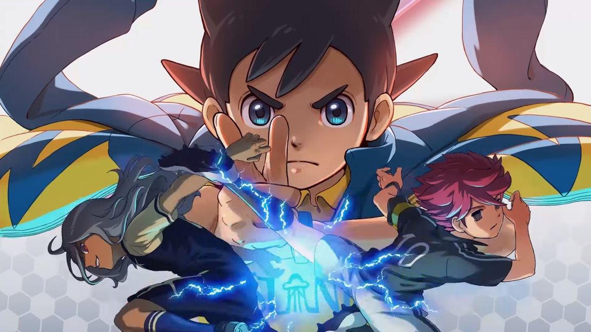 Inazuma Eleven Ares Has Been Delayed A Few Times Throughout , HD Wallpaper & Backgrounds