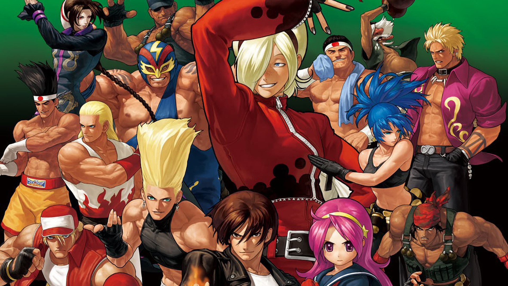 Download King Of Fighters Xii Xbox 360 1410802 Hd