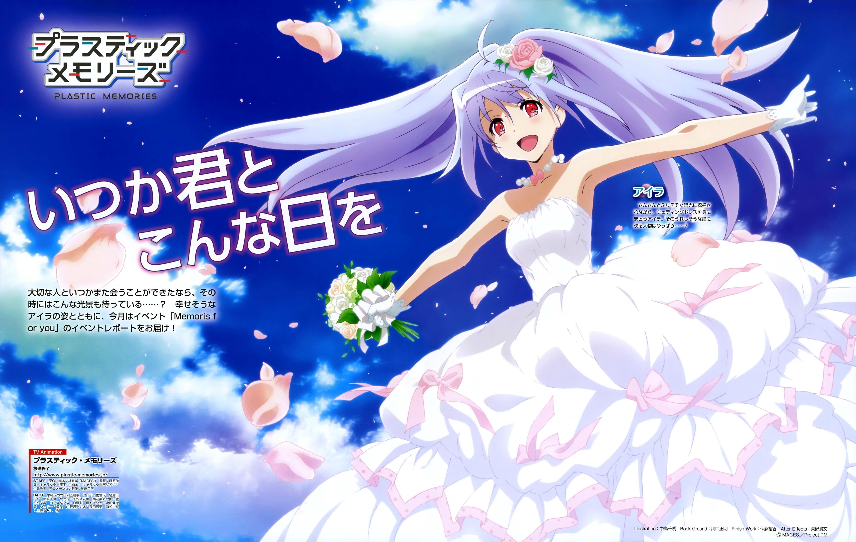 Plastic Memories Anime Girls Isla Wallpaper And Background Isla Wallpaper Plastic Memories 1412508 Hd Wallpaper Backgrounds Download