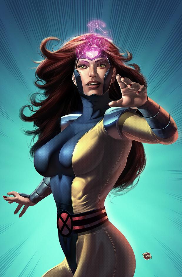 Jean Grey , Marvel Jean Grey Art (1413984) , HD Wallpaper