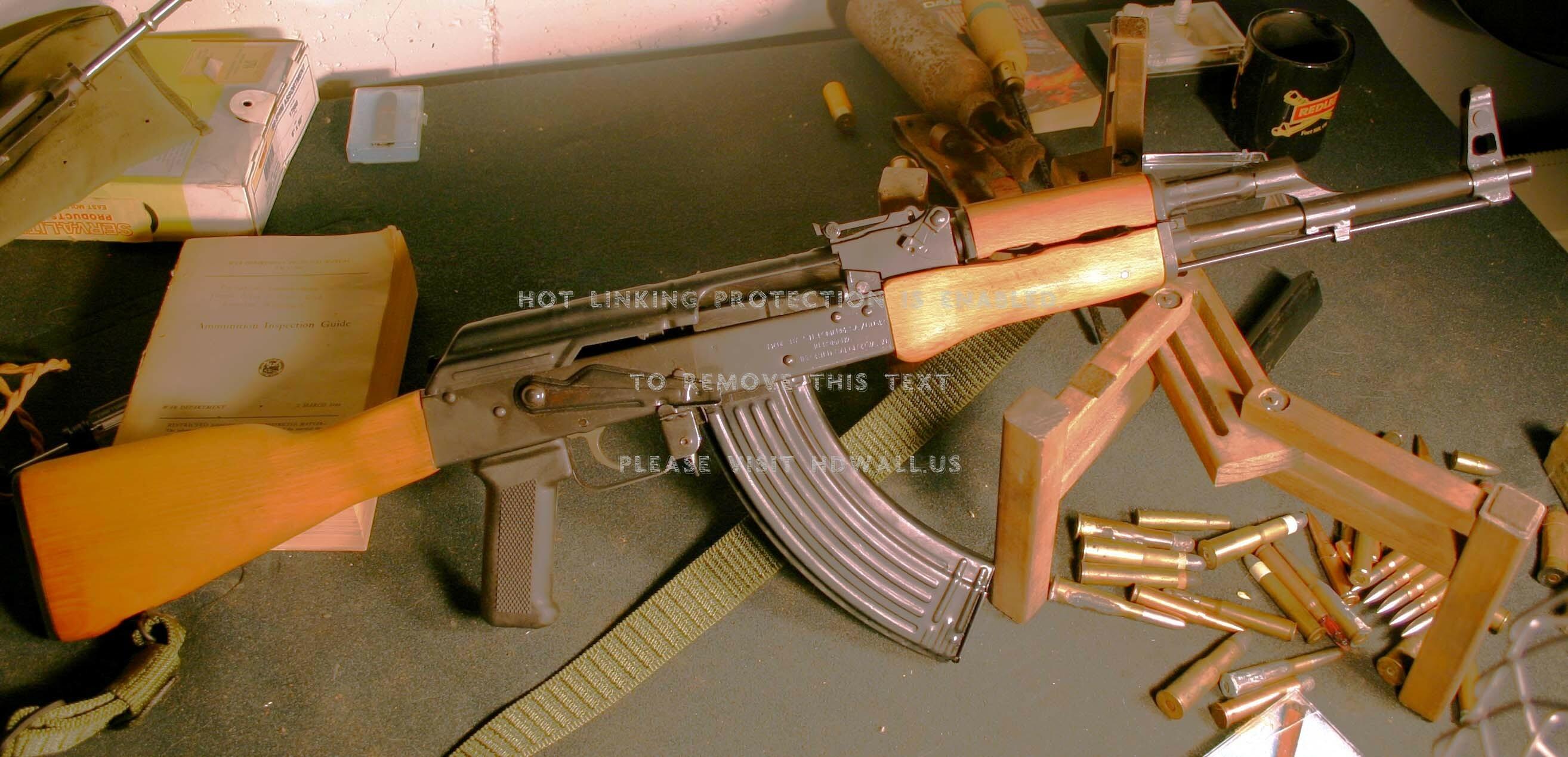 Ak 47 Gun Download 1420523 Hd Wallpaper Backgrounds Download