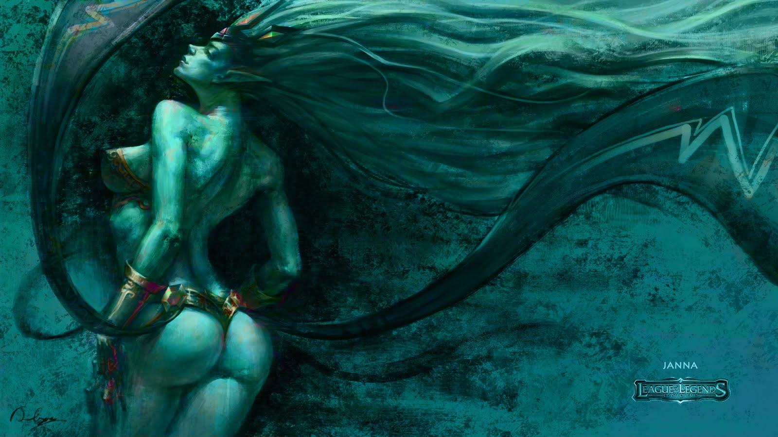 Download Original - Best Fan Art League Of Legends , HD Wallpaper & Backgrounds