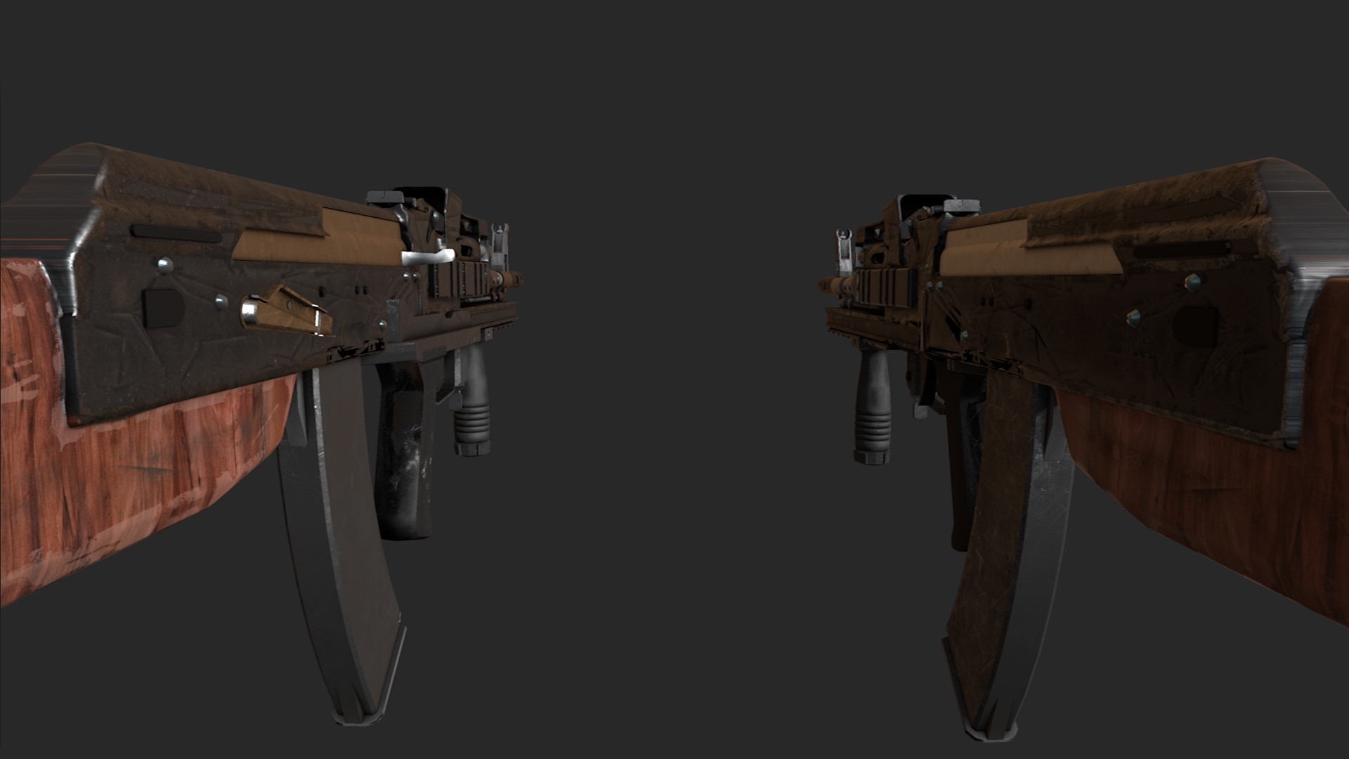 Unity 5 Engine - Ranged Weapon , HD Wallpaper & Backgrounds