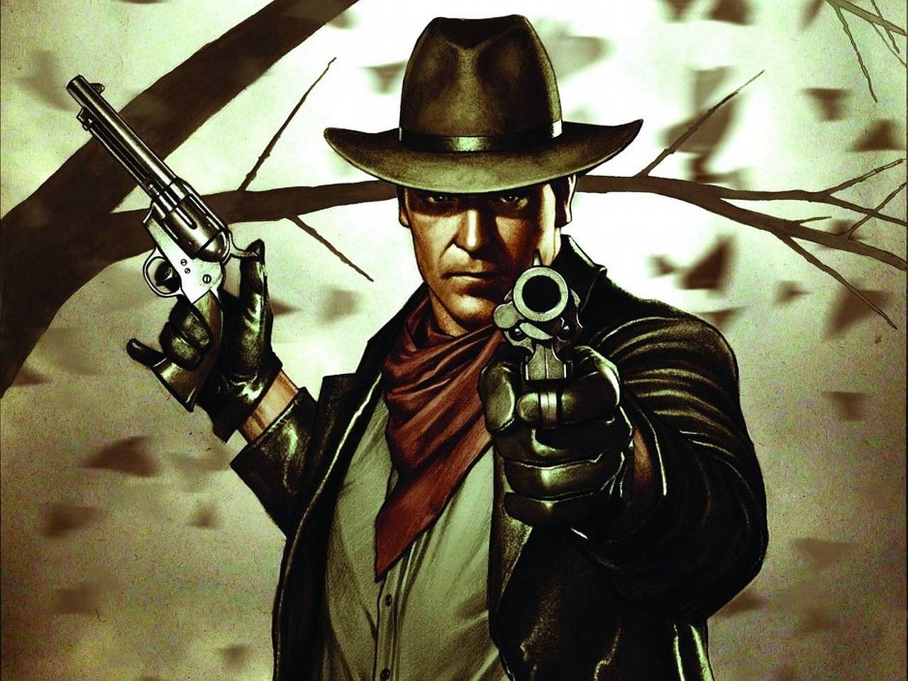 The Dark Tower Gunslinger Stephen King Art 1422887 Hd Wallpaper Backgrounds Download