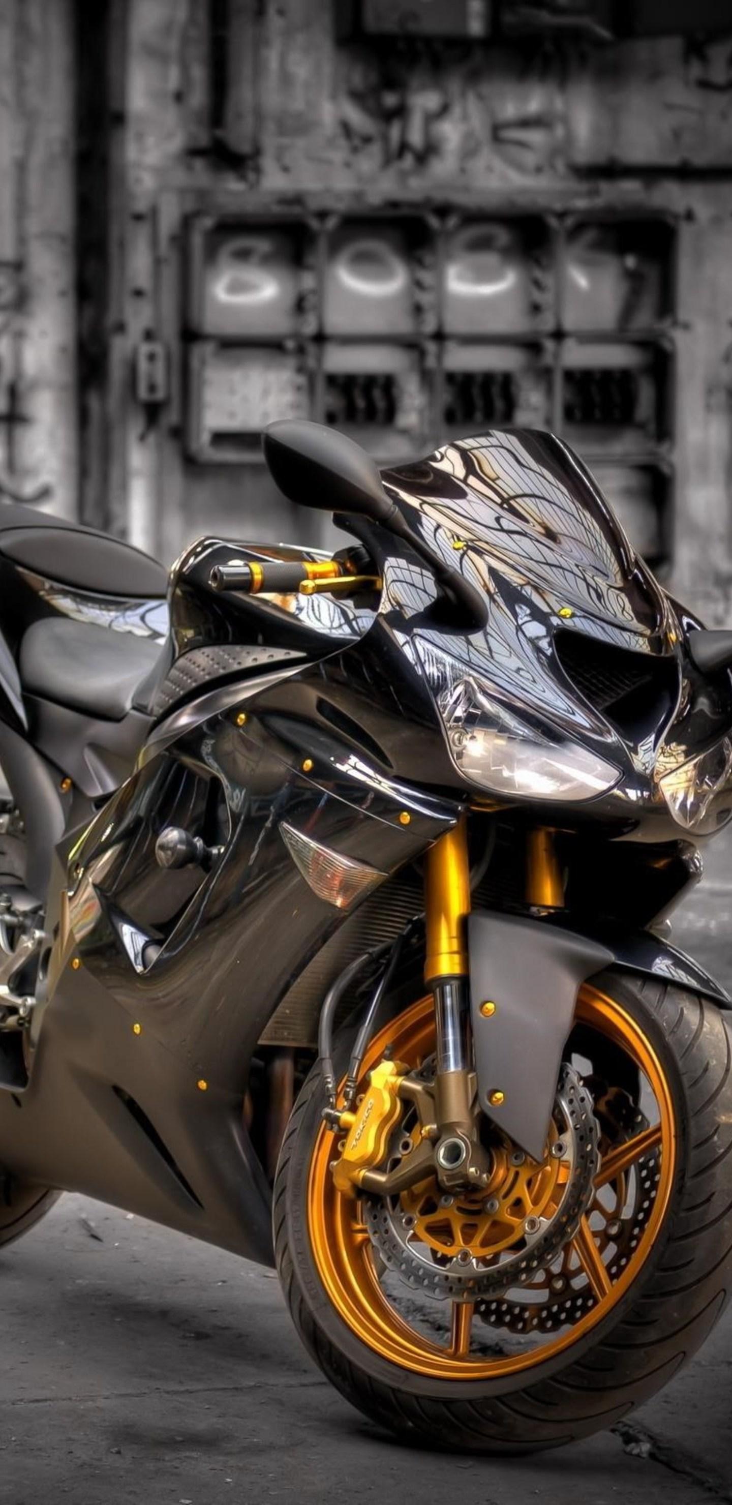 Kawasaki Zx6r Kawasaki Ninja Wallpaper Iphone 1423667 Hd Wallpaper Backgrounds Download