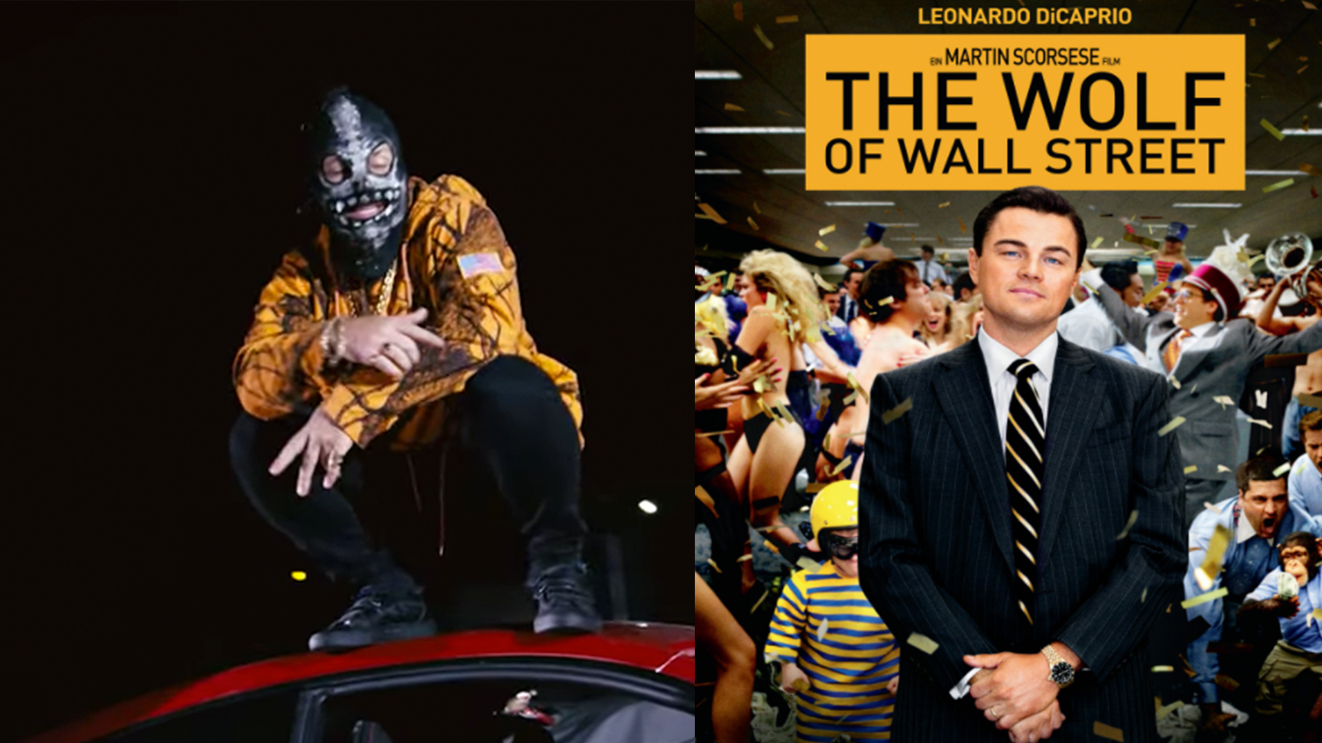 The Wolf Of Wall Street Naomi Lapaglia Jordan Belfort