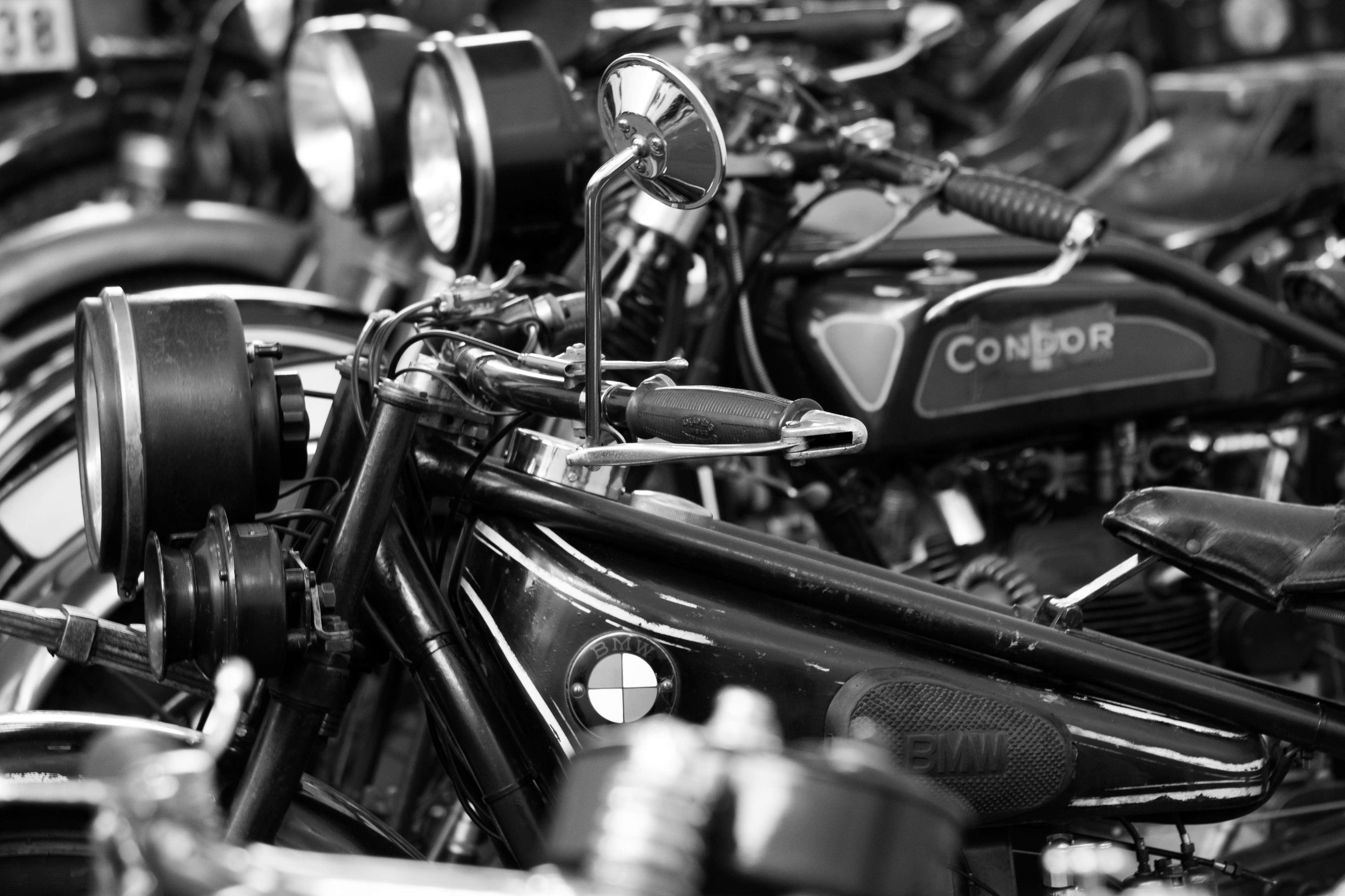 Bikes Bmw Old Veteran Vintage 4k Wallpaper And Vintage
