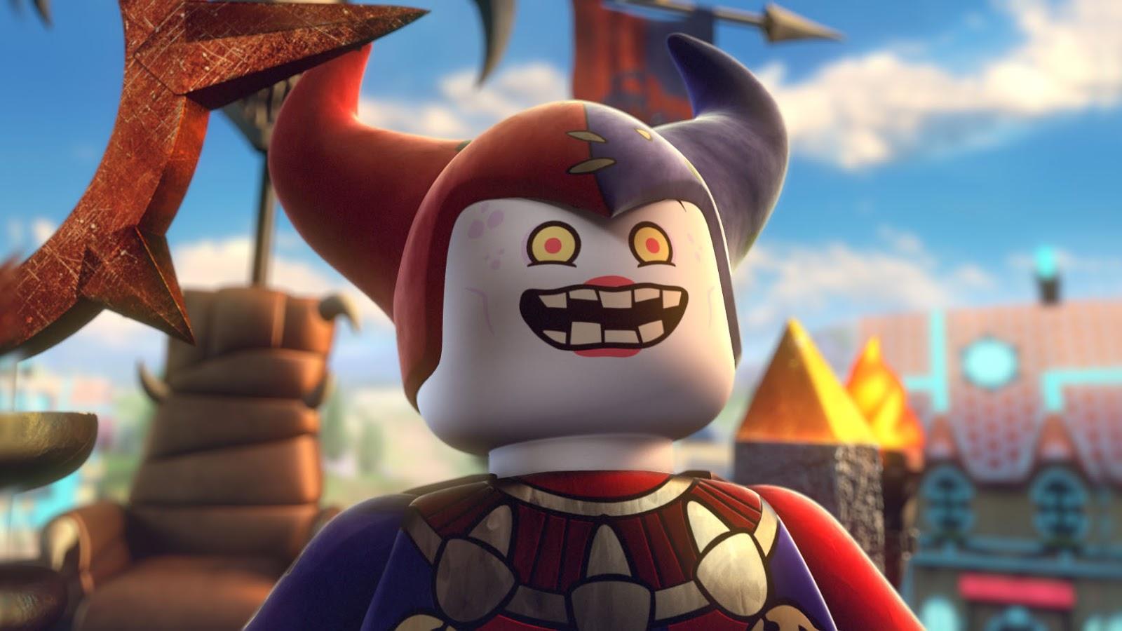download lego nexo knights 4d  nexo knights season 3