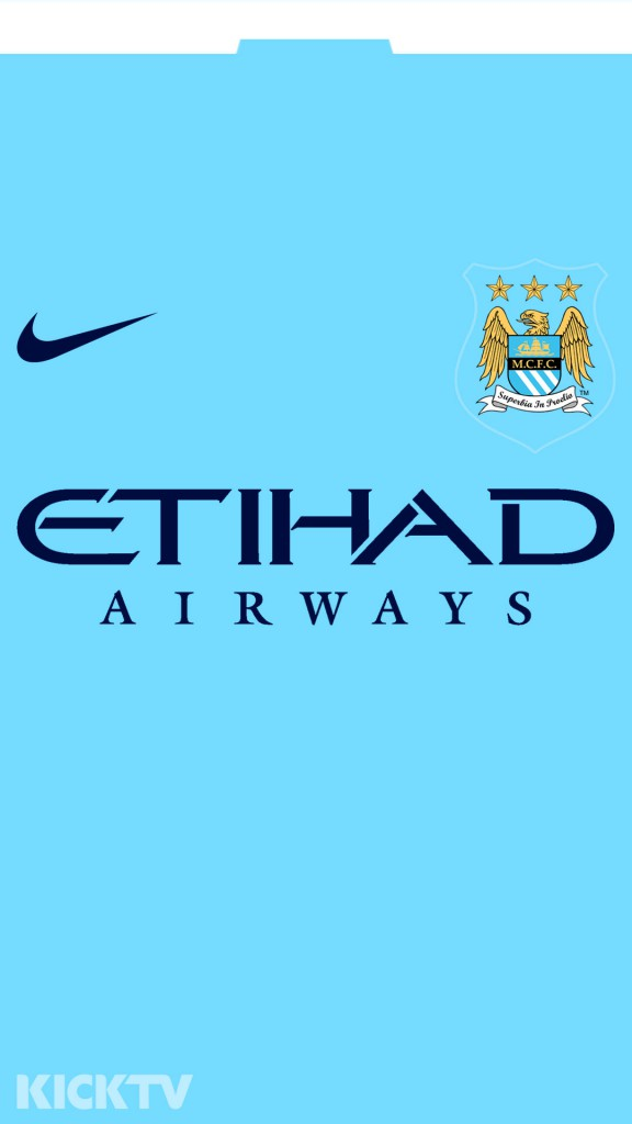 Manchester City Iphone Wallpaper Manchester City Kit
