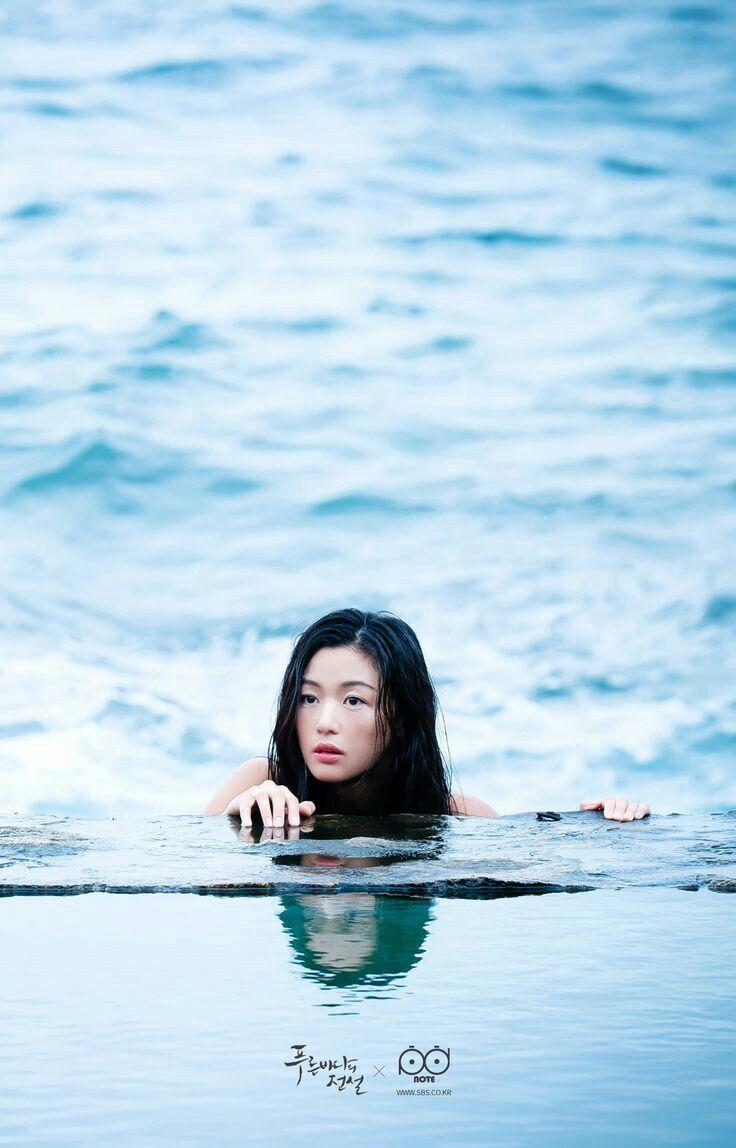 The Legend Of The Blue Sea Legend Of The Blue Jun Ji