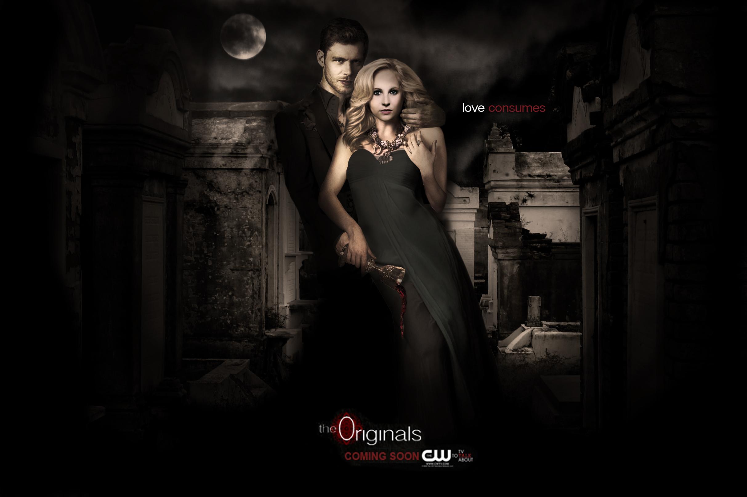 The Originals Hd Background Klaus Y Caroline The Originals 1429782 Hd Wallpaper Backgrounds Download
