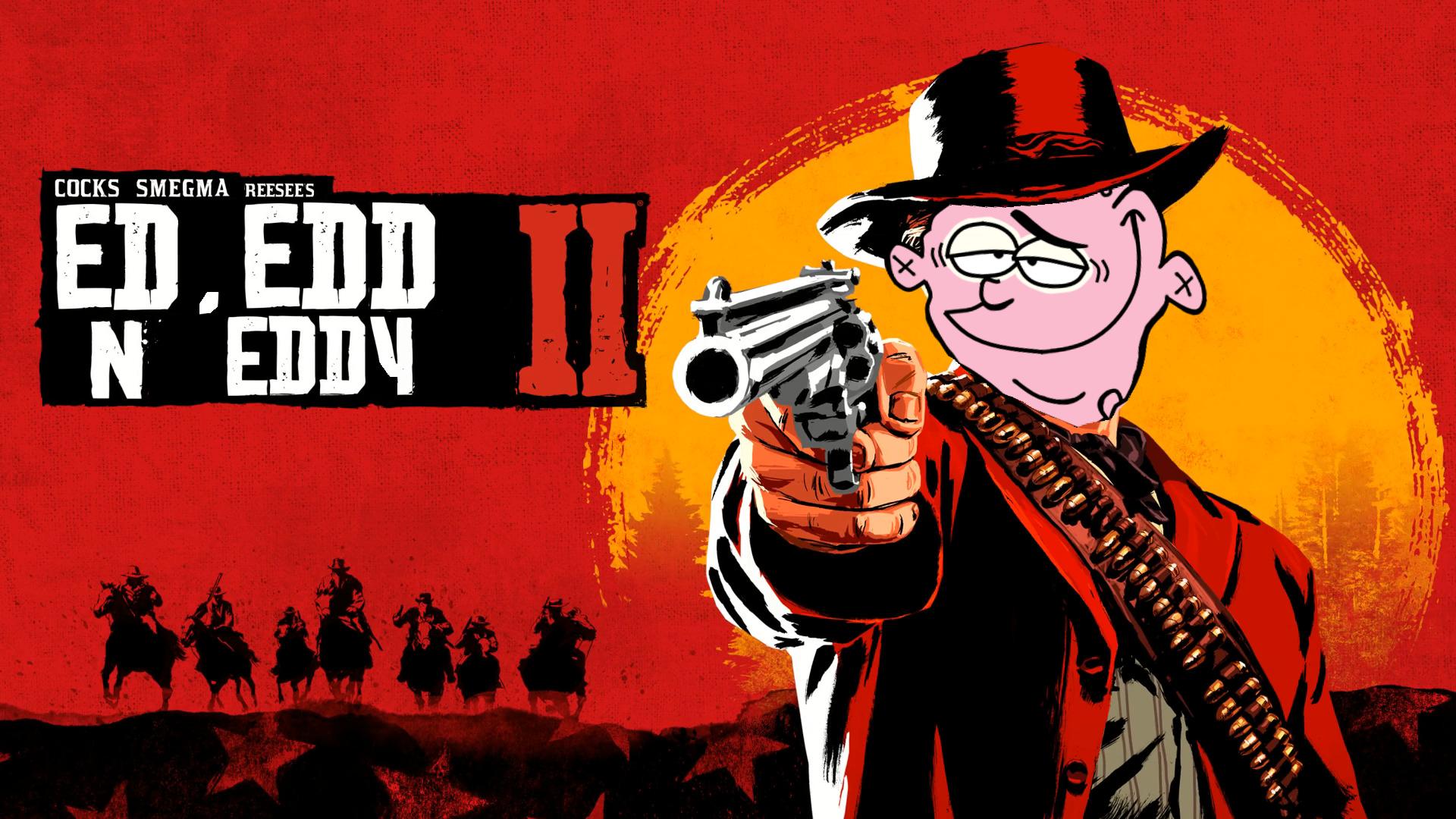 Ed Edd N Eddy Ii Red Dead Redemption 2 1430130 Hd