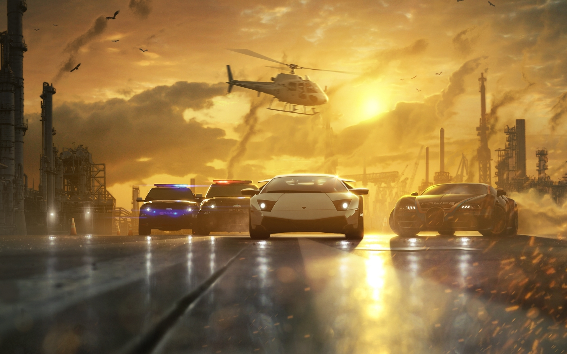 Need For Speed Need For Speed Most Wanted 2 Poster