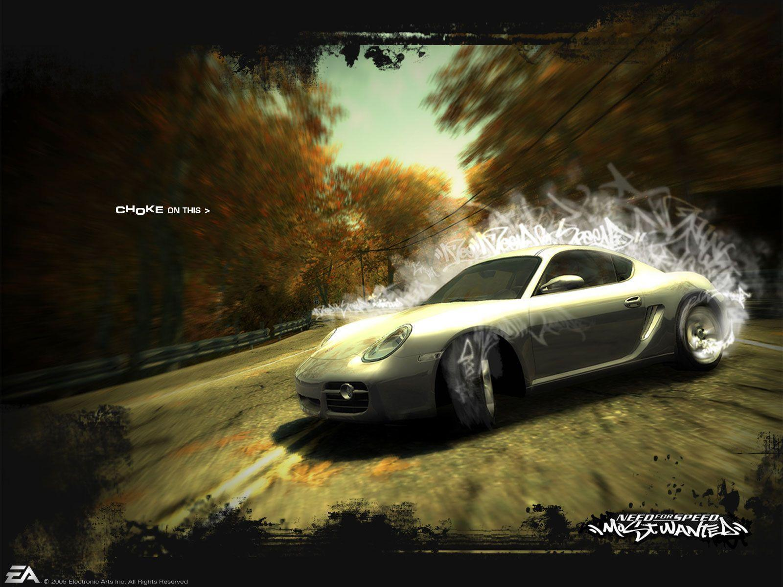 Wallpapers Nfs Most Wanted Need For Speed Most Wanted 2005