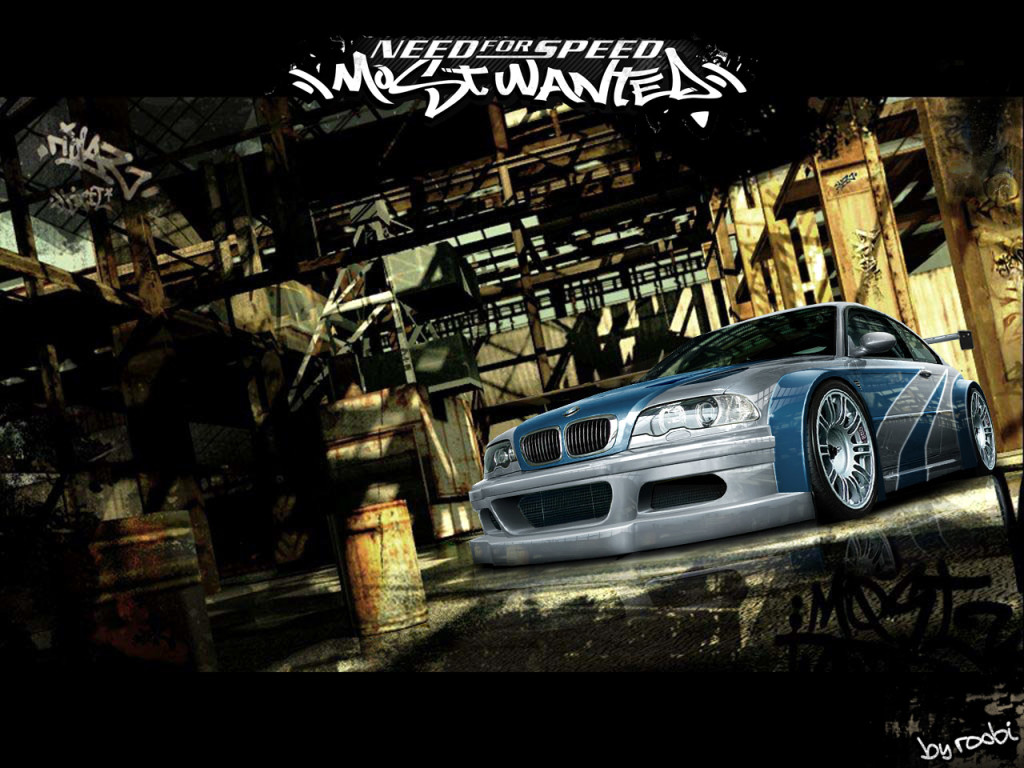 Nfs Most Wanted Hd Wallpaper Nfs Most Wanted 1430343 Hd