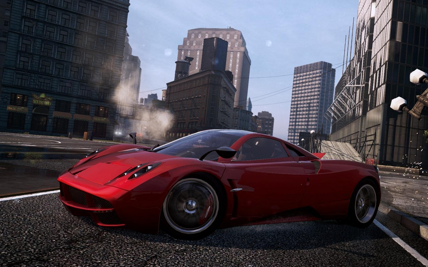 Pagani Need For Speed Most Wanted 1430401 Hd Wallpaper