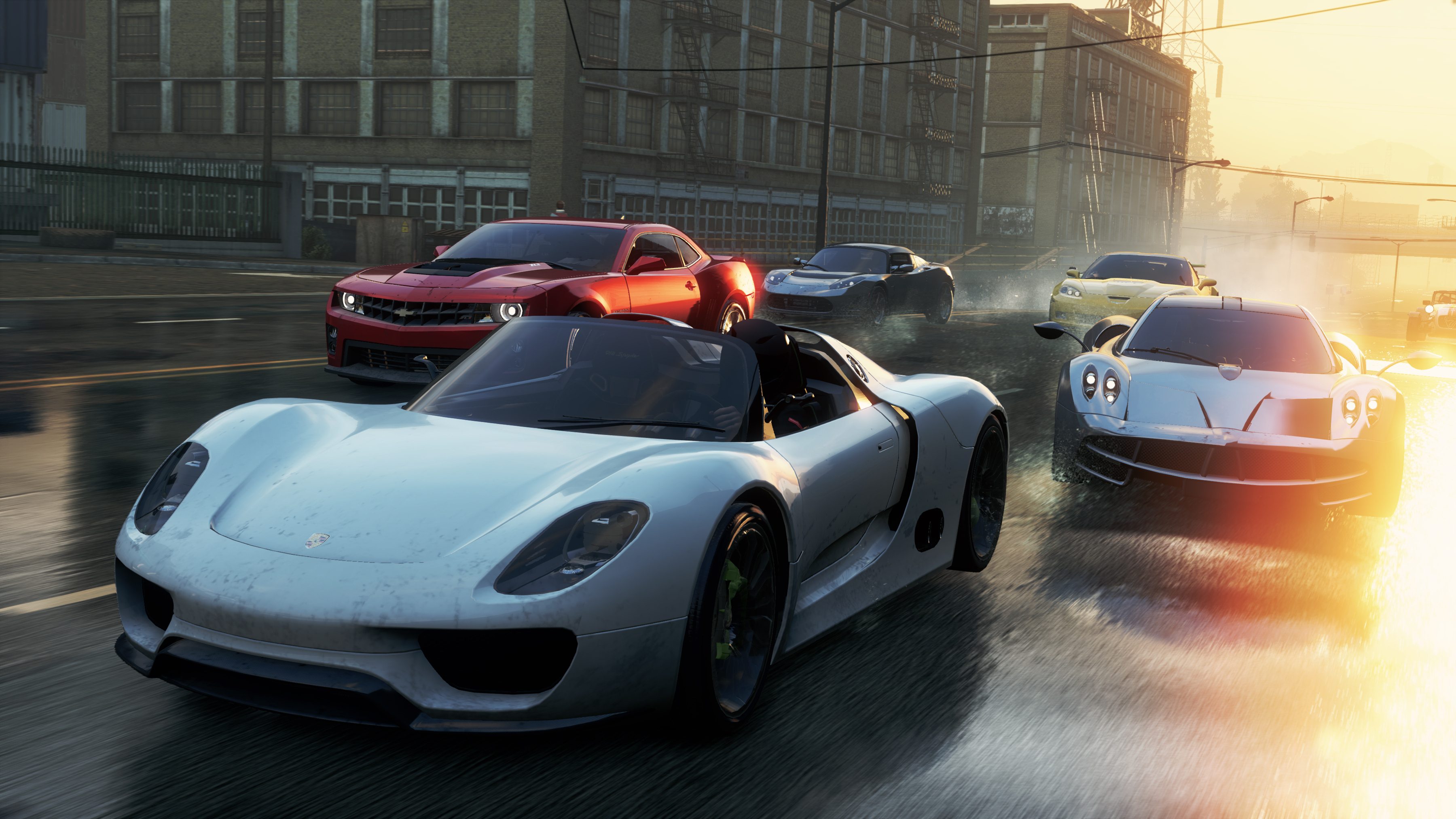 Hd Wallpaper Need For Speed Most Wanted 2012 Wallpaper Hd