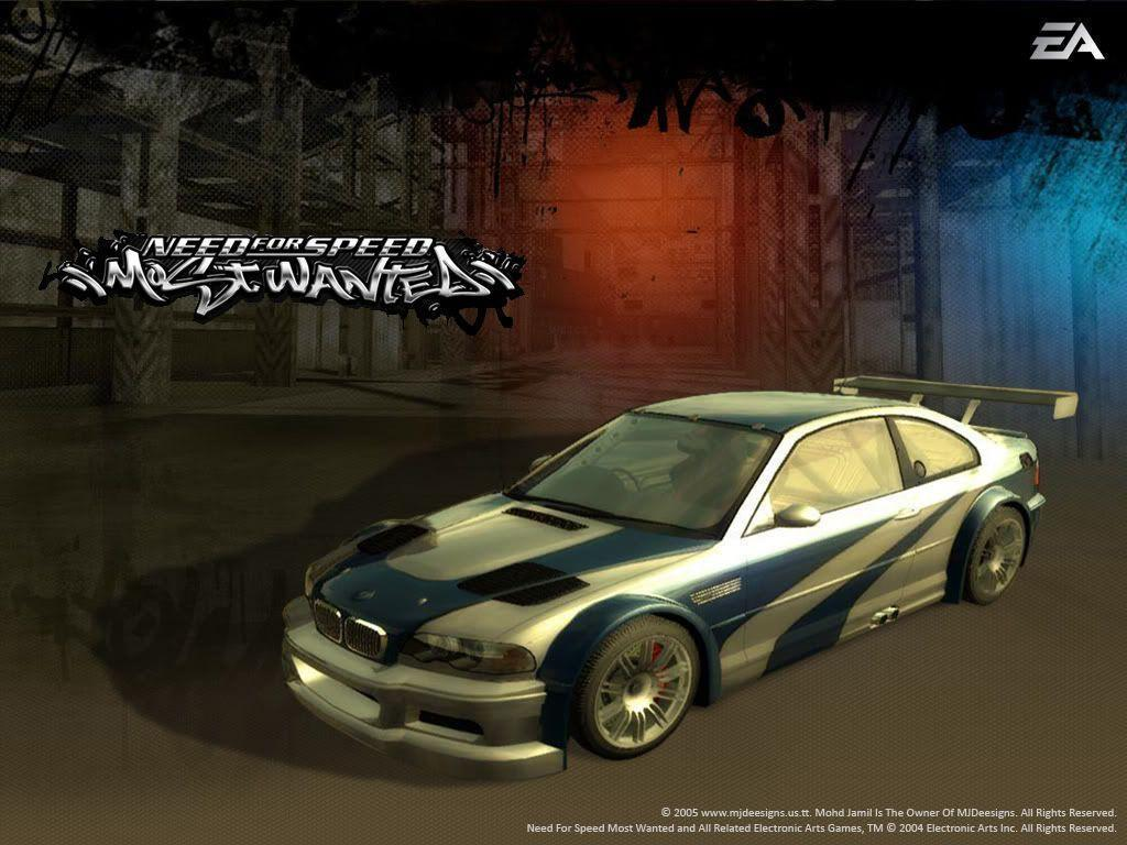 Need For Speed Most Wanted Wallpapers Wallpaper Cave Need