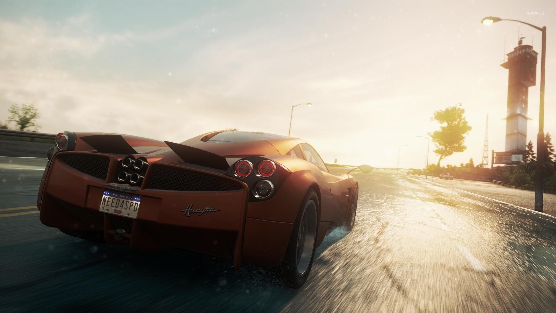 Pagani Huayra Need For Speed Nfs Most Wanted 2012 Pagani Zonda R
