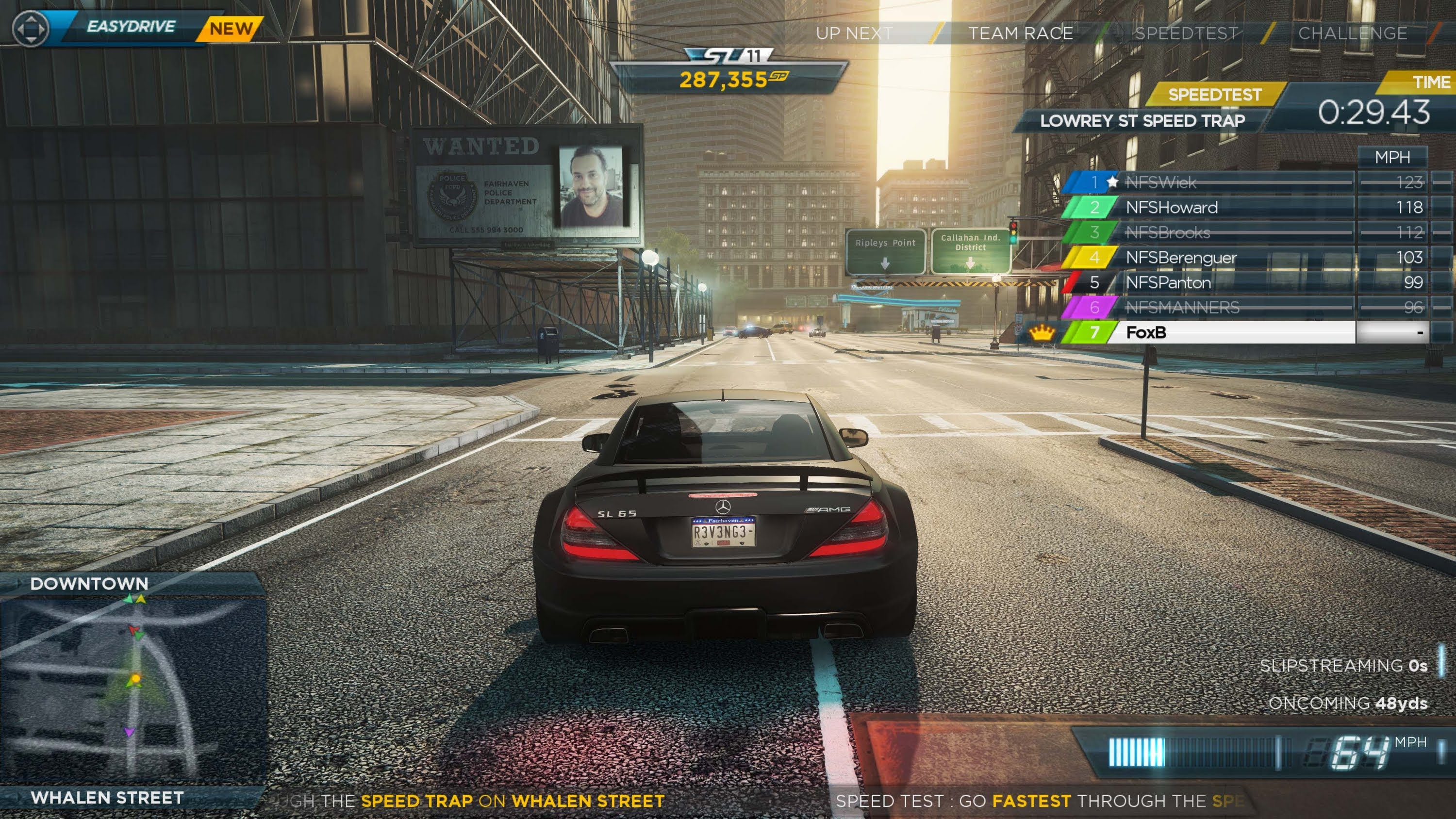 Need For Speed Most Wanted 1431439 Hd Wallpaper