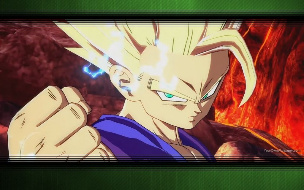 Related Son Gohan Wallpaper Dragon Ball Fighters Gohan 1432370 Hd Wallpaper Backgrounds Download