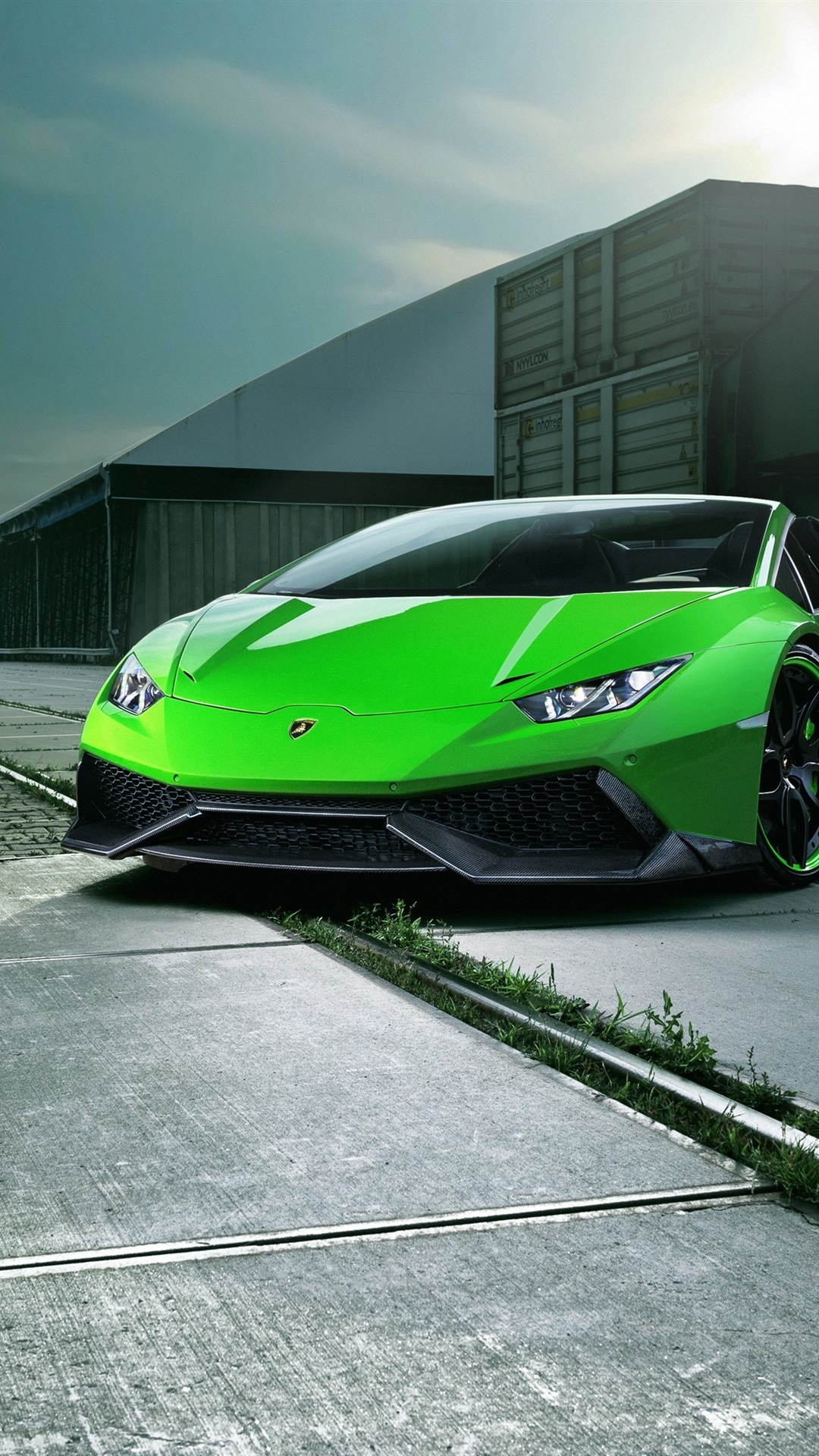 Green Lamborghini Wallpaper Iphone 1433516 Hd Wallpaper