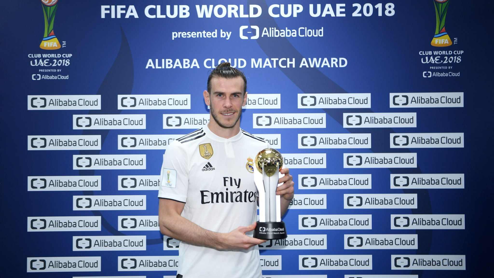 G Bale Fifa Club World Cup Uae 2018 , HD Wallpaper & Backgrounds