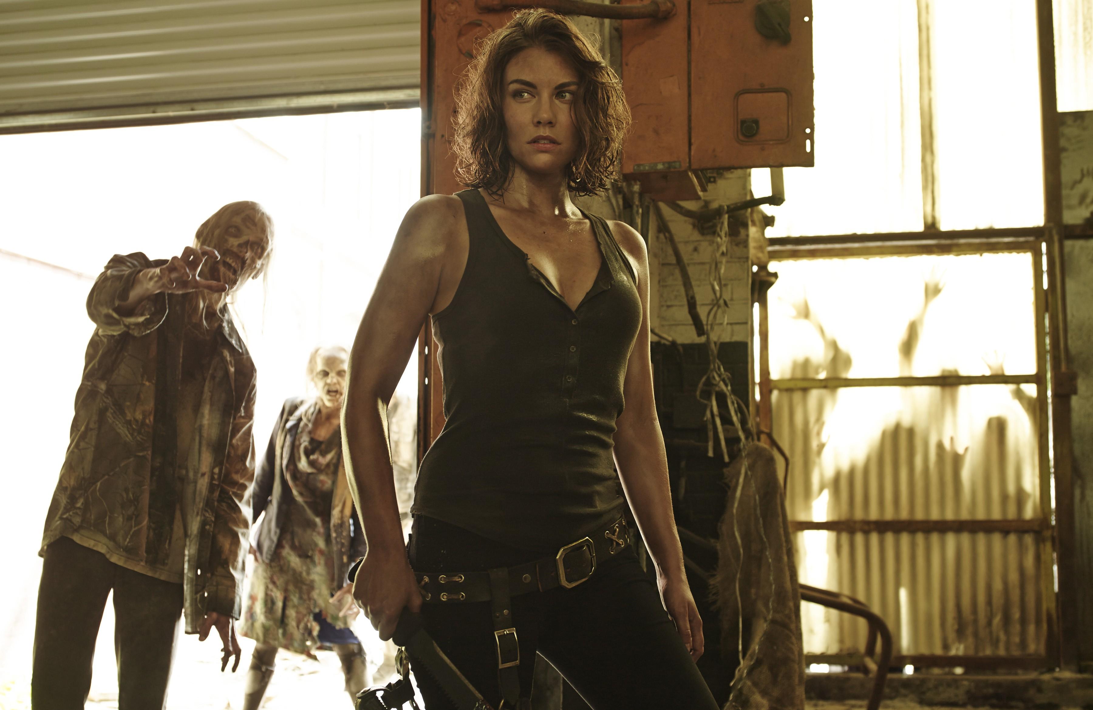 Lauren Cohan Wallpaper And Background Lauren Cohan Walking Dead Hot 1434263 Hd Wallpaper Backgrounds Download