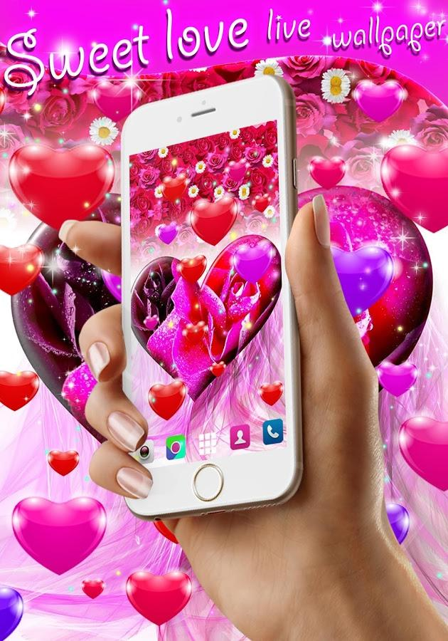 Sweet Love Live Wallpaper For Android Sweet Love Wallpapers Free Download 1436275 Hd Wallpaper Backgrounds Download