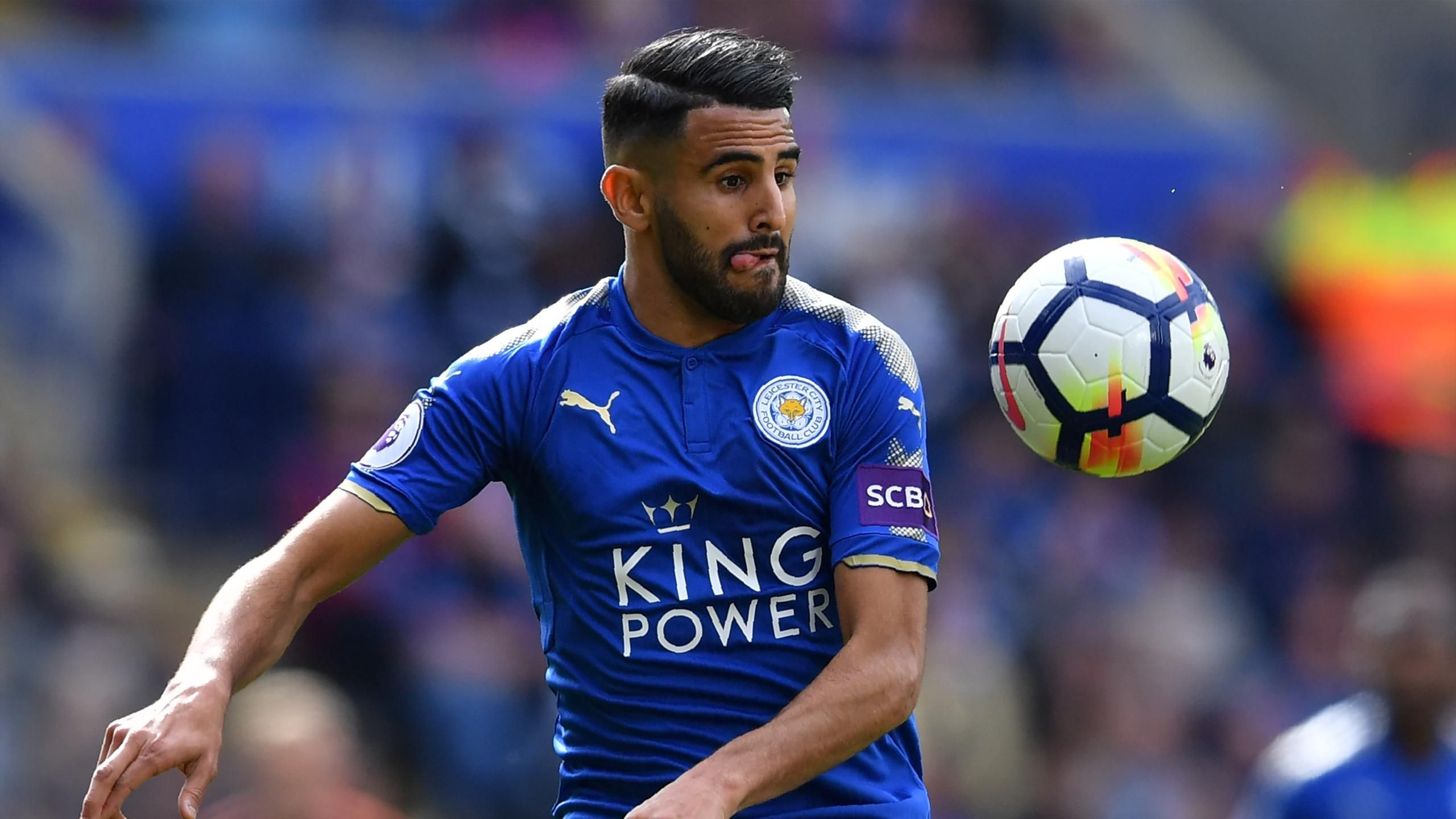 Arsenal And Spurs Battle For £30m Riyad Mahrez - Leicester City Vs Liverpool Cup , HD Wallpaper & Backgrounds