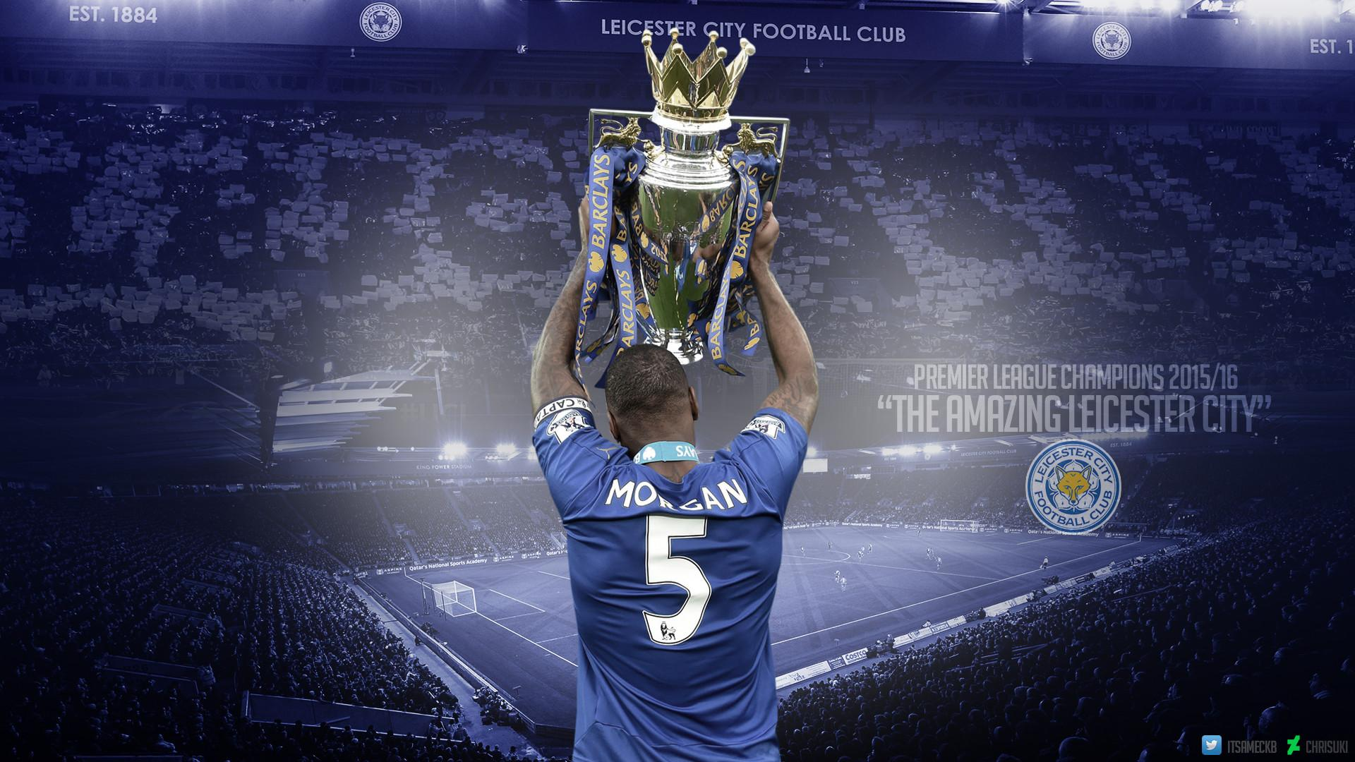 Leicester Wallpaper - Leicester City Fc , HD Wallpaper & Backgrounds