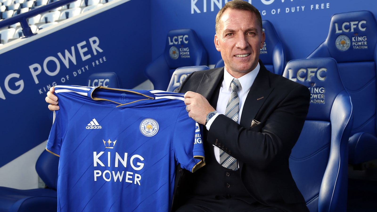 Brendan Rodgers Confirmed As New Leicester City Manager - Brendan Rodgers Leicester City , HD Wallpaper & Backgrounds
