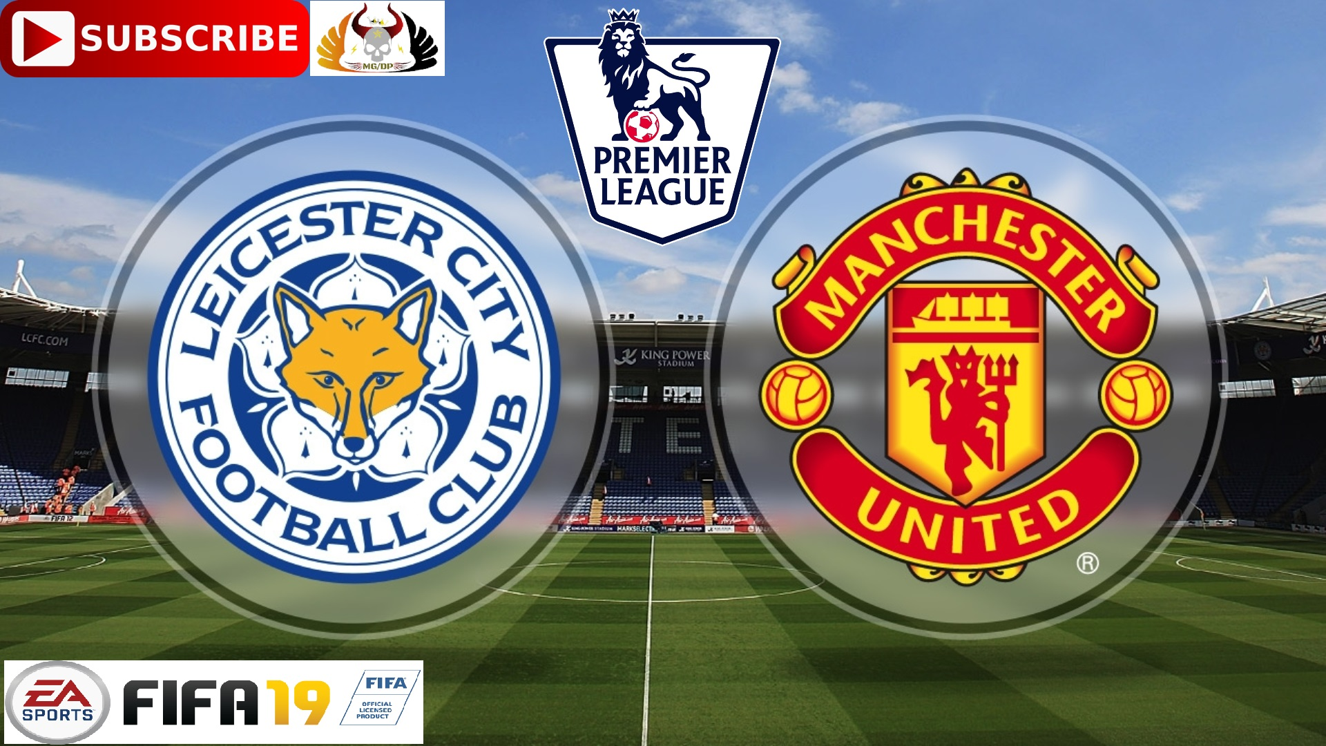 Leicester City Vs Manchester United - Leicester City Vs Tottenham Hotspur , HD Wallpaper & Backgrounds