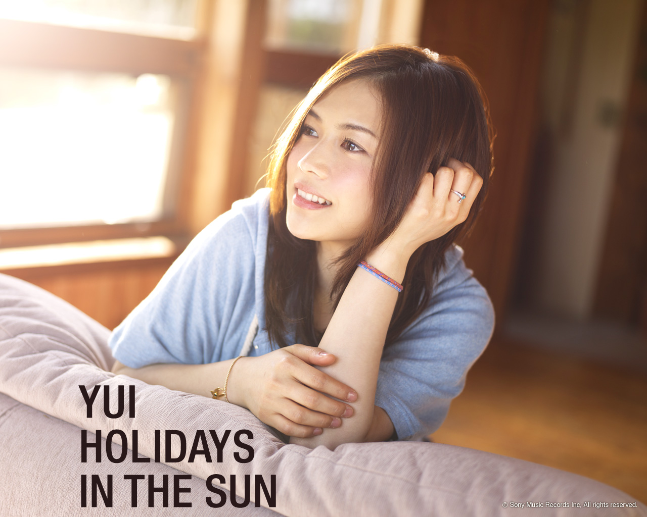 Yui Oboi Probably Containing A Portrait Entitled 1280r Holidays