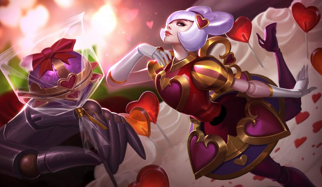 Right Click To Save Or Set As Desktop Background - Orianna Heartseeker , HD Wallpaper & Backgrounds