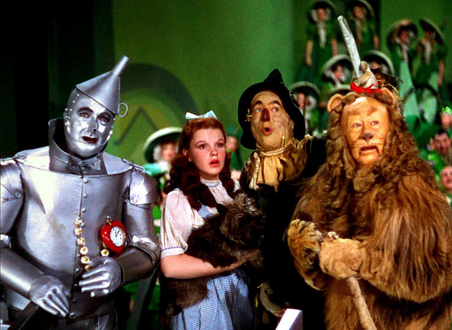 Wizard Of O Z Adventure Family Fantasy Movie Film Wizard 1443430