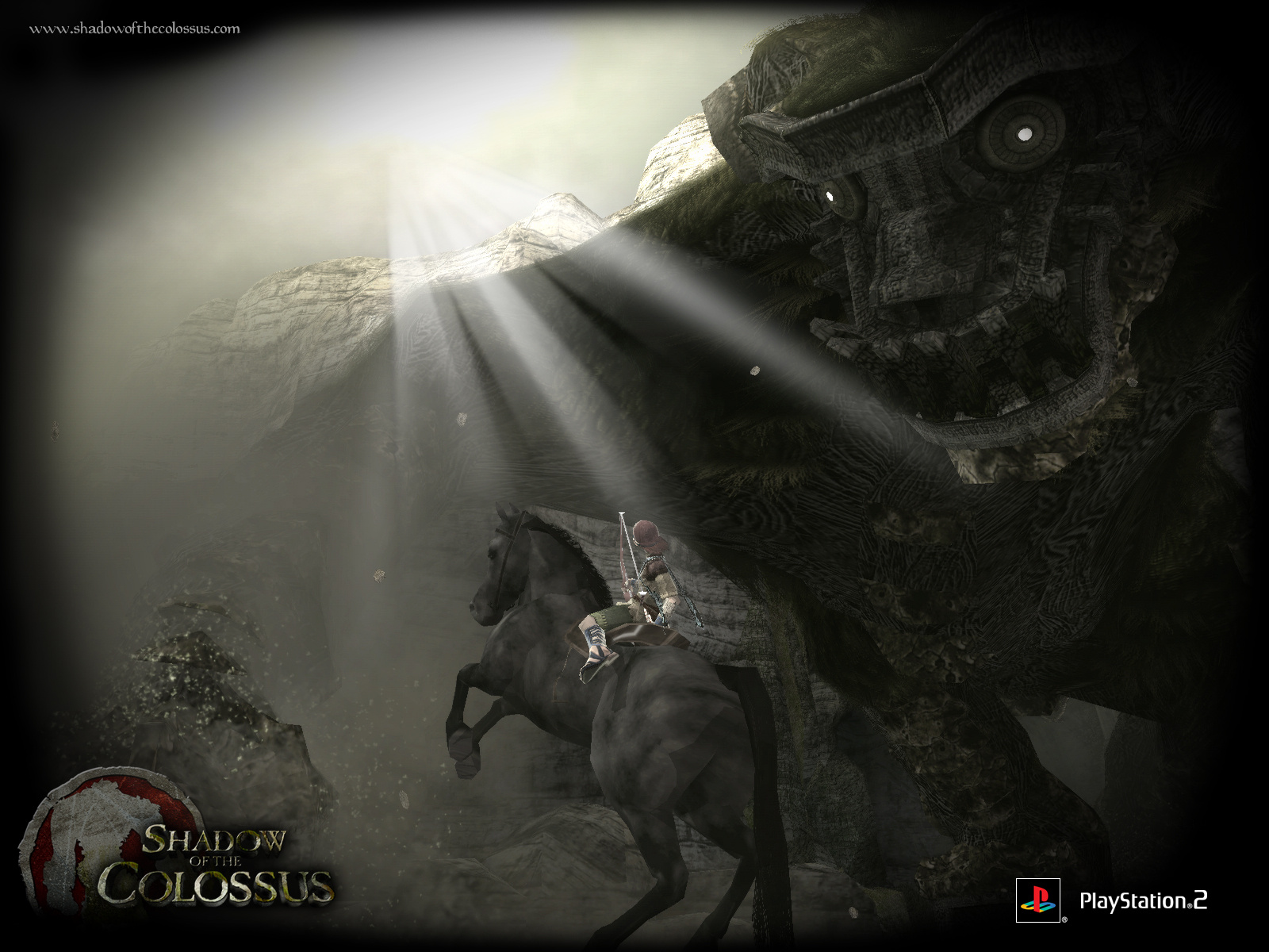 Mammoth Standard Wallpaper Shadow Of The Colossus 1444449