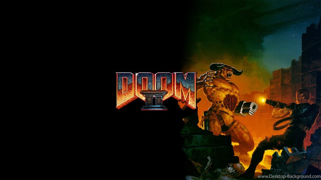 Doom Retro Games Games Fresh Hd Wallpapers Round One Doom