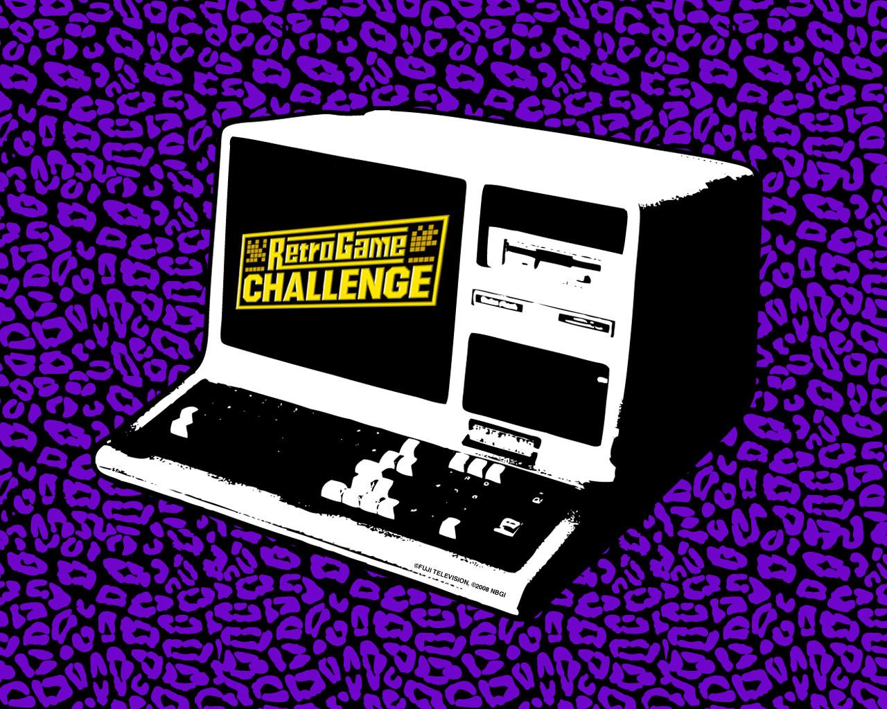 Retro Game Challenge Wallpaper Download Original Retro