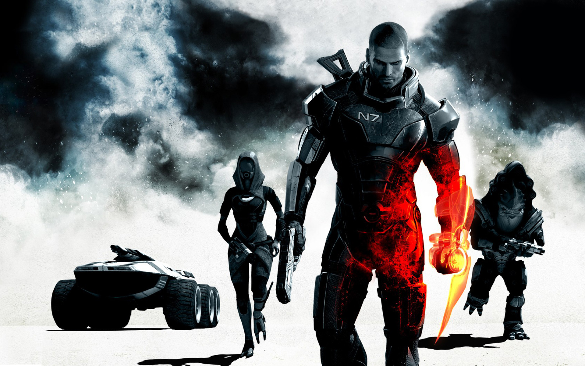 Mass Effect 3 Wallpaper 1446843 Hd Wallpaper Backgrounds